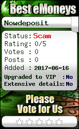 bestemoneys.com - hyip now deposit ltd